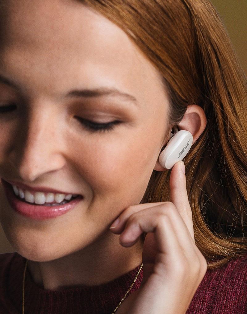 Sport Earbuds và QuietComfort Earbuds: Hai mẫu tai nghe không dây hoàn toàn mới từ Bose - Ảnh 3.