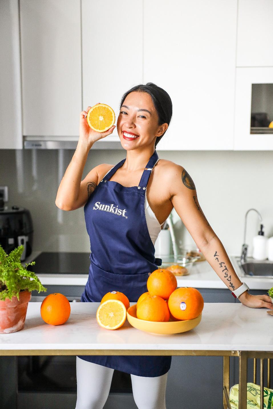 Lối sống cân bằng không khó như bạn nghĩ, Hana Giang Anh vừa tiết lộ bí quyết đơn giản trong ăn uống! - Ảnh 4.