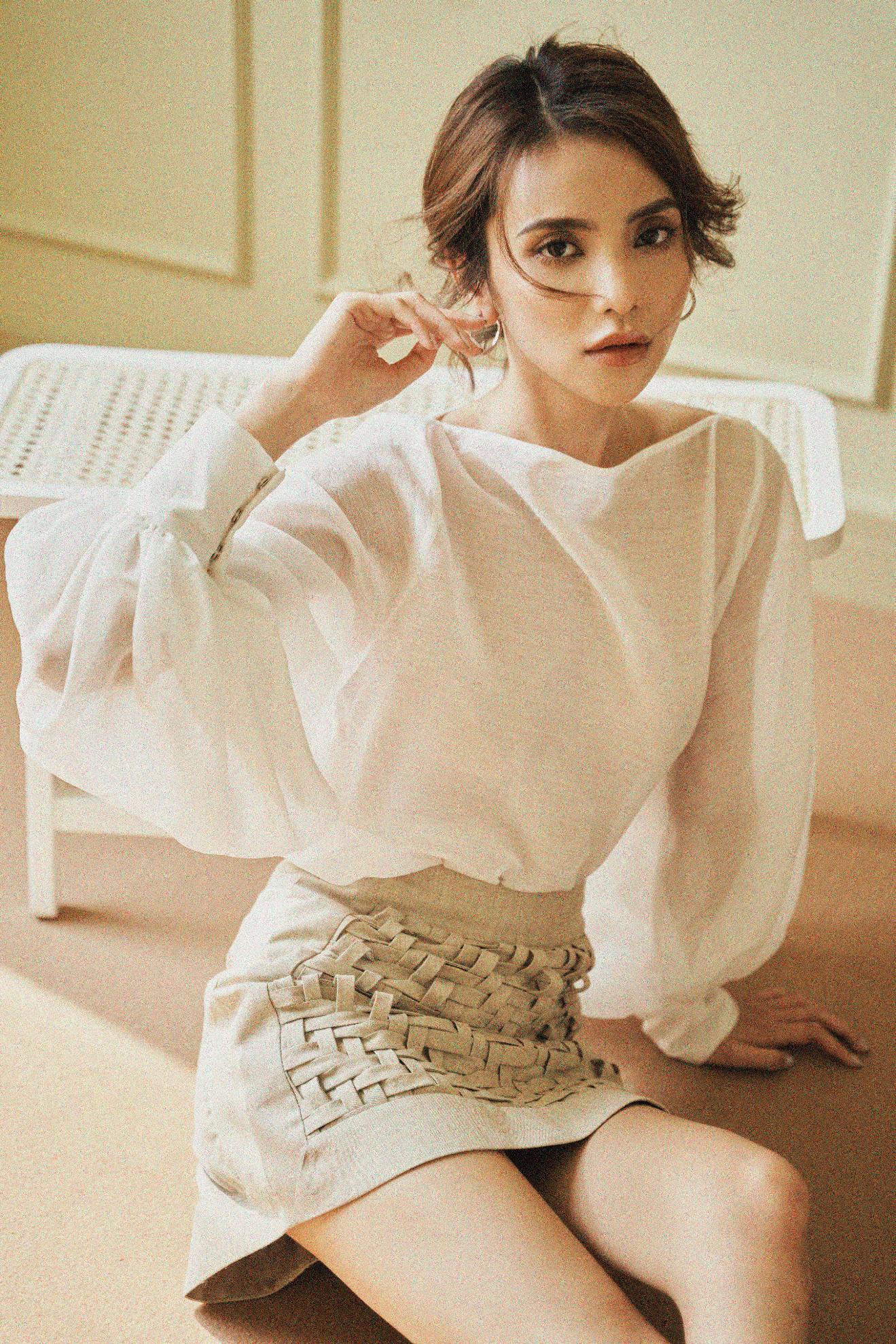 """""""Thanh xuân"""" của Thanh Hằng - Bùi Linh Chi cuốn hút với nhan sắc ngày càng thăng hạng, đẹp tựa mỹ nhân Thái Lan - Ảnh 6."""
