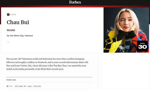 """Châu Bùi và hành trình trở thành """"Forbes Under 30 châu Á: Cảm hứng cho người trẻ cất lên tuyên ngôn cá tính - Ảnh 1."""