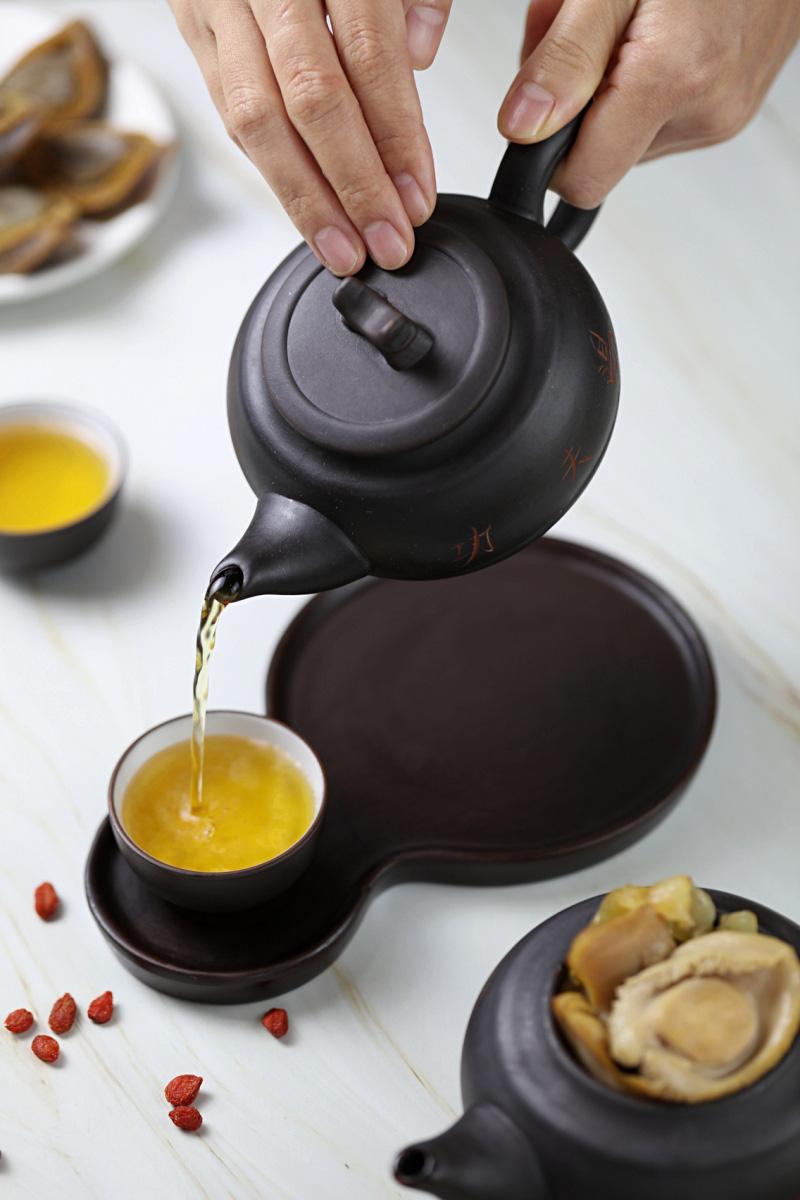 Canh Kungfu Bào Ngư Dim Tu Tac - Món ăn đại bổ cho cả nhà liên hoan Ngày của Mẹ - Ảnh 3.