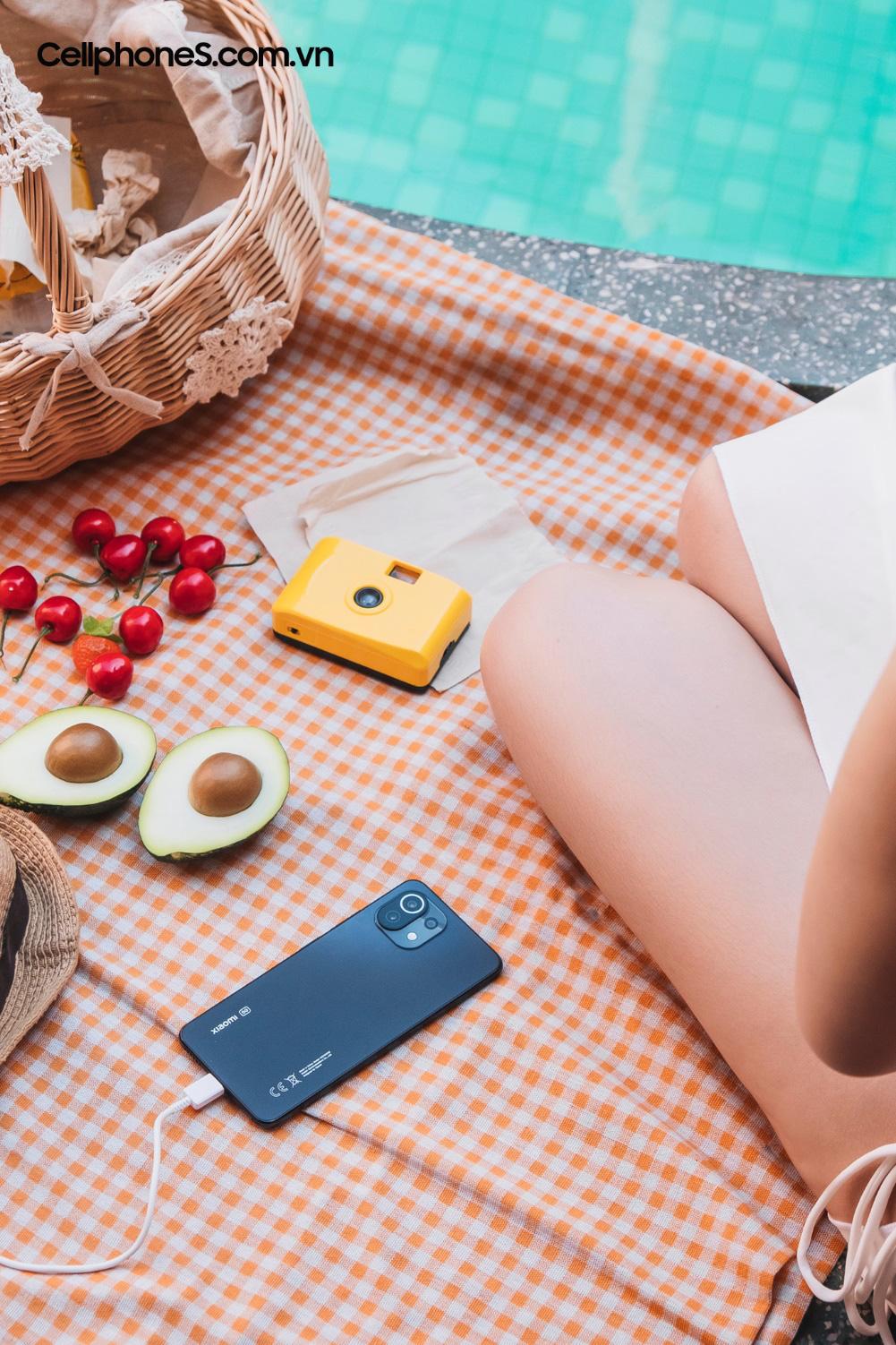 Chọn mua smartphone tầm trung dịp hè, đừng bỏ qua Mi 11 Lite 5G - Ảnh 5.