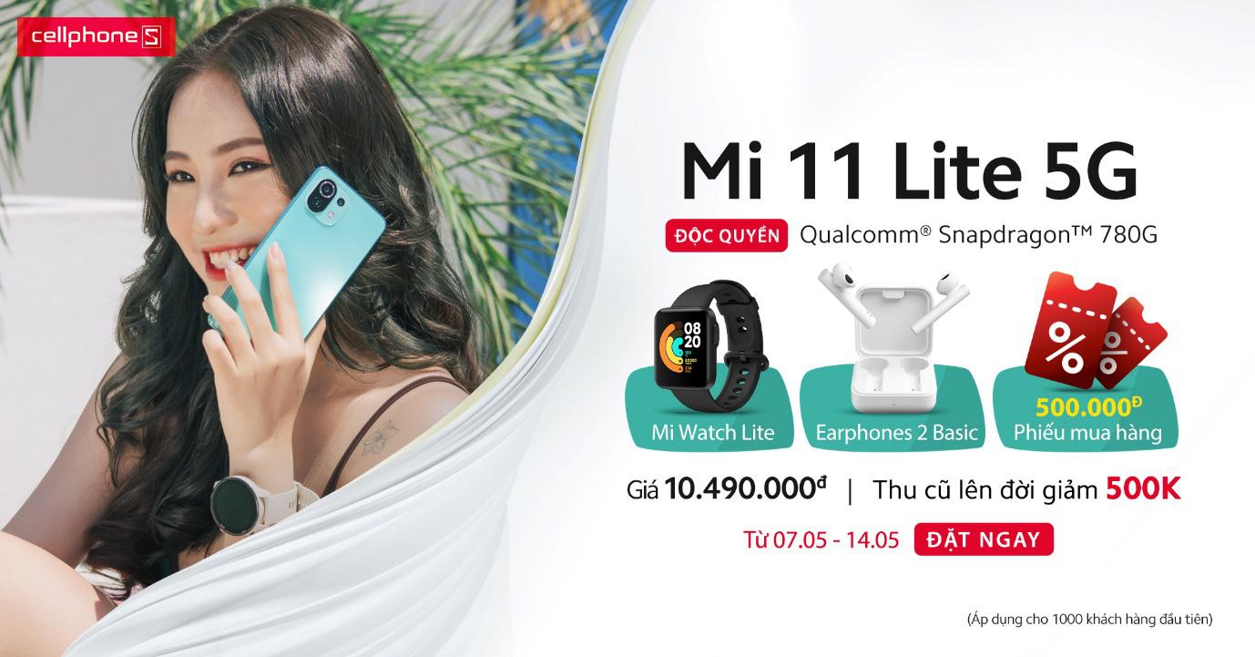 Chọn mua smartphone tầm trung dịp hè, đừng bỏ qua Mi 11 Lite 5G - Ảnh 7.