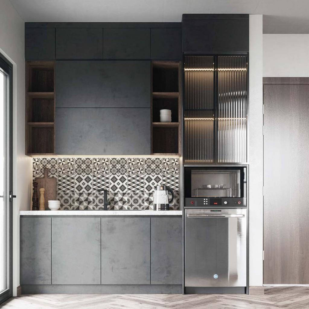 Industrial: Phong cách thiết kế nội thất cá tính từ những điều mộc mạc - Ảnh 2.