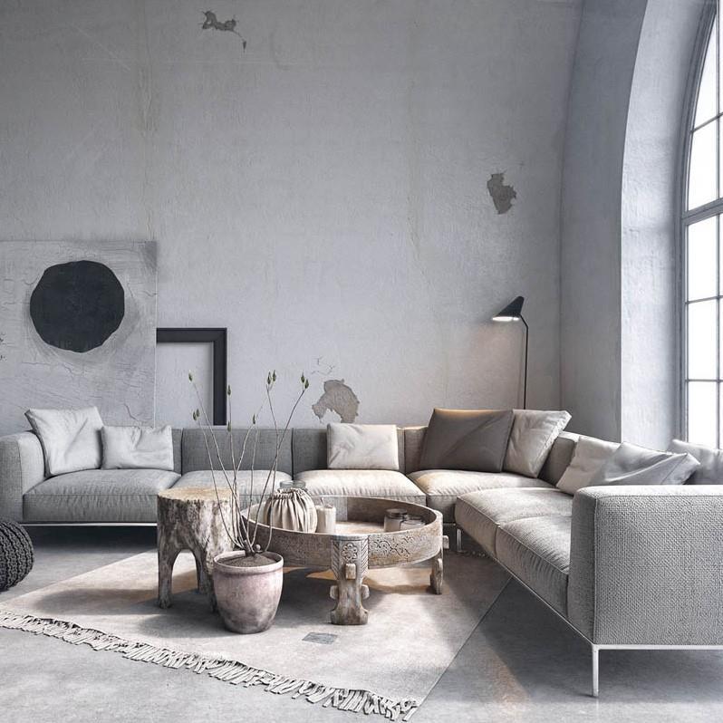 Industrial: Phong cách thiết kế nội thất cá tính từ những điều mộc mạc - Ảnh 4.