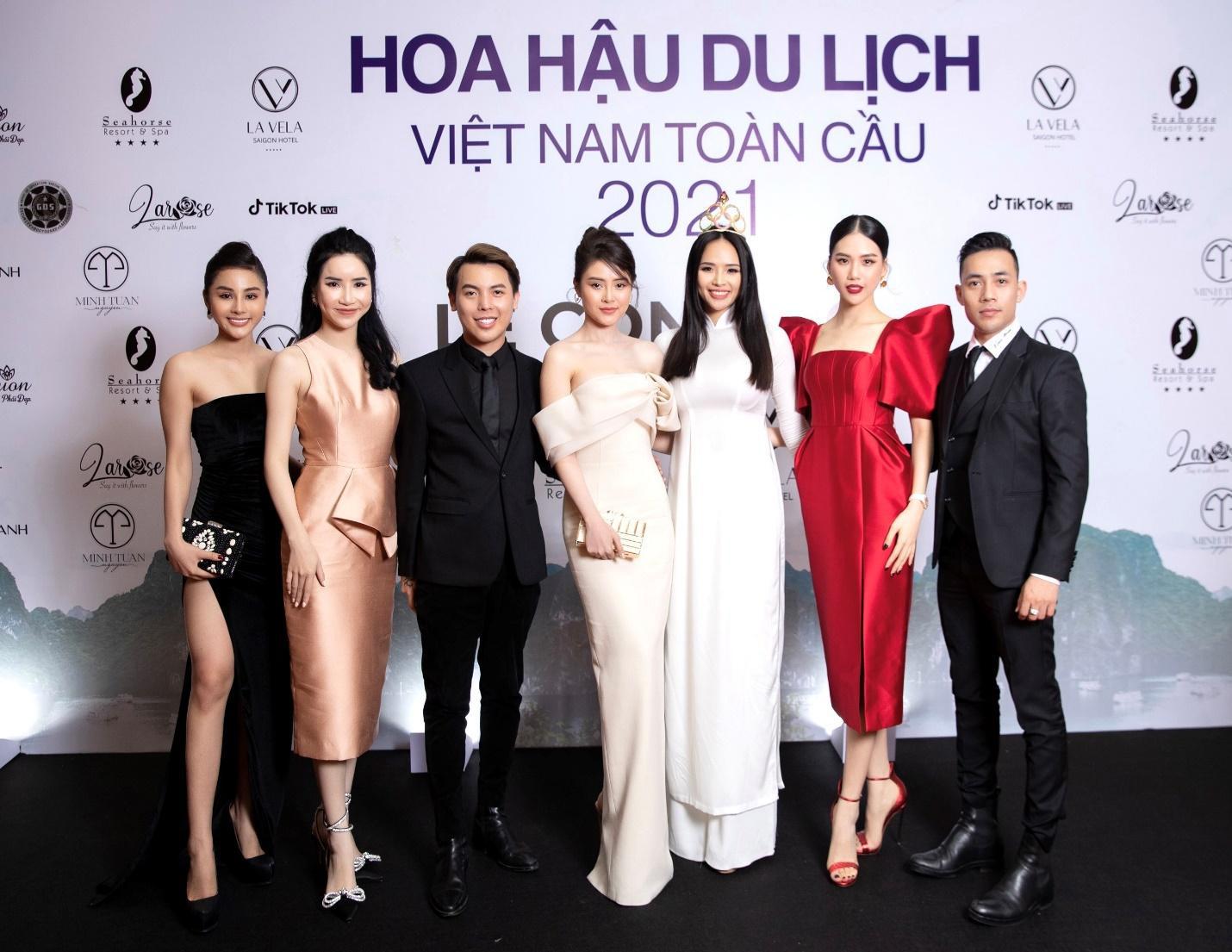 Kenbi Khánh Phạm: 9X ngồi ghế Chủ tịch Hoa hậu Du lịch Việt Nam Toàn cầu kiêm bầu show nhóm nhạc For7 là ai? - Ảnh 5.