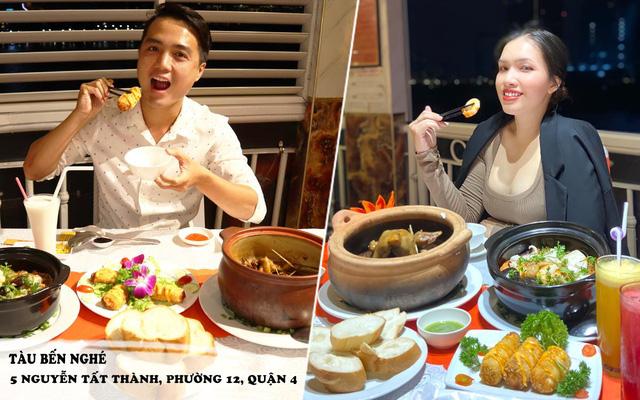 Theo chân PM FOOD TRAVEL và Ăn Sập Sài Gòn - 2 food blogger đẹp trai thưởng thức quán ăn ngon trải khắp Sài Gòn - Ảnh 6.