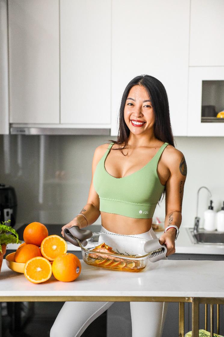 """Food blogger Việt """"rần rần"""" tham gia thử thách trổ tài nấu nướng với cam tươi từ California, xem để học được khối công thức hay! - Ảnh 3."""