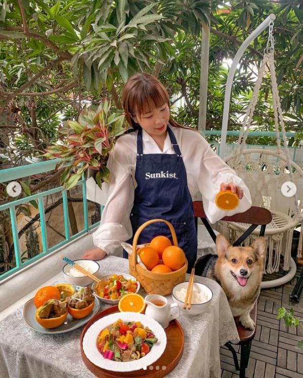 """Food blogger Việt """"rần rần"""" tham gia thử thách trổ tài nấu nướng với cam tươi từ California, xem để học được khối công thức hay! - Ảnh 5."""
