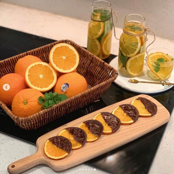 """Food blogger Việt """"rần rần"""" tham gia thử thách trổ tài nấu nướng với cam tươi từ California, xem để học được khối công thức hay! - Ảnh 6."""