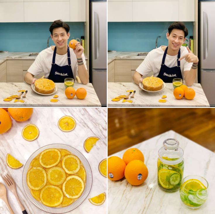 """Food blogger Việt """"rần rần"""" tham gia thử thách trổ tài nấu nướng với cam tươi từ California, xem để học được khối công thức hay! - Ảnh 8."""