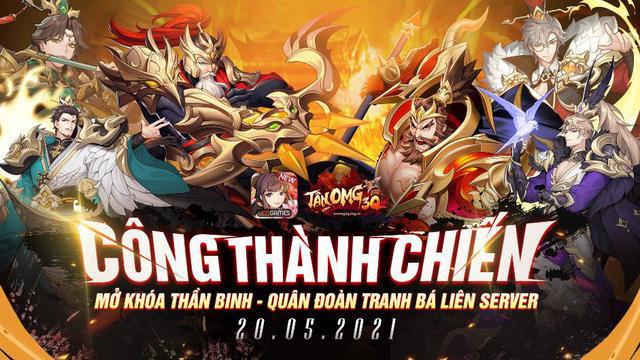 """Sau 1 tuần, game thủ Tân OMG3Q VNG hết lời khen ngợi trước phiên bản update """"siêu to khổng lồ"""" - Ảnh 2."""