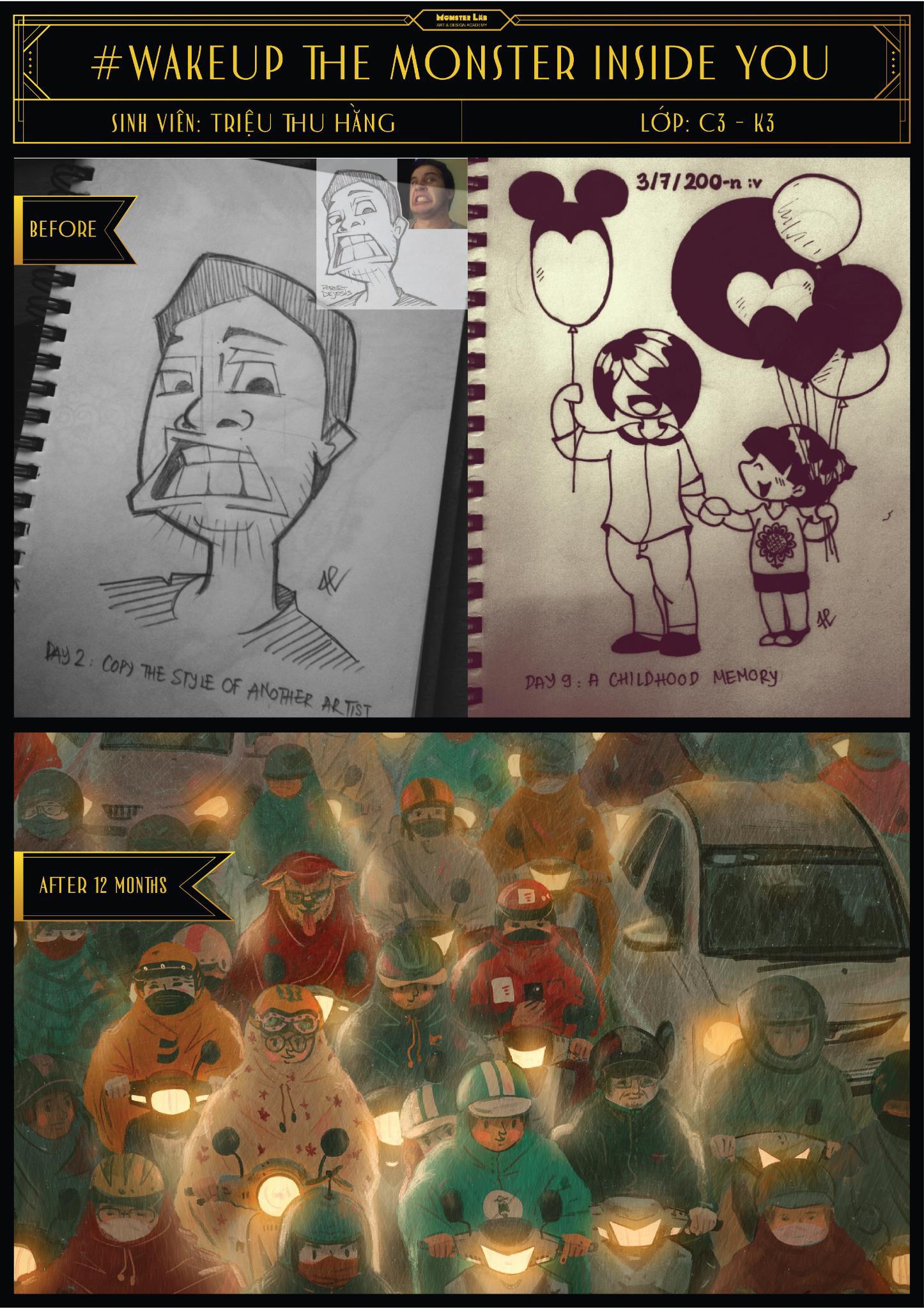 Theo chân Monster Lab tìm hiểu Digital Painting - Nghề dành riêng cho bạn trẻ thích vẽ - Ảnh 3.
