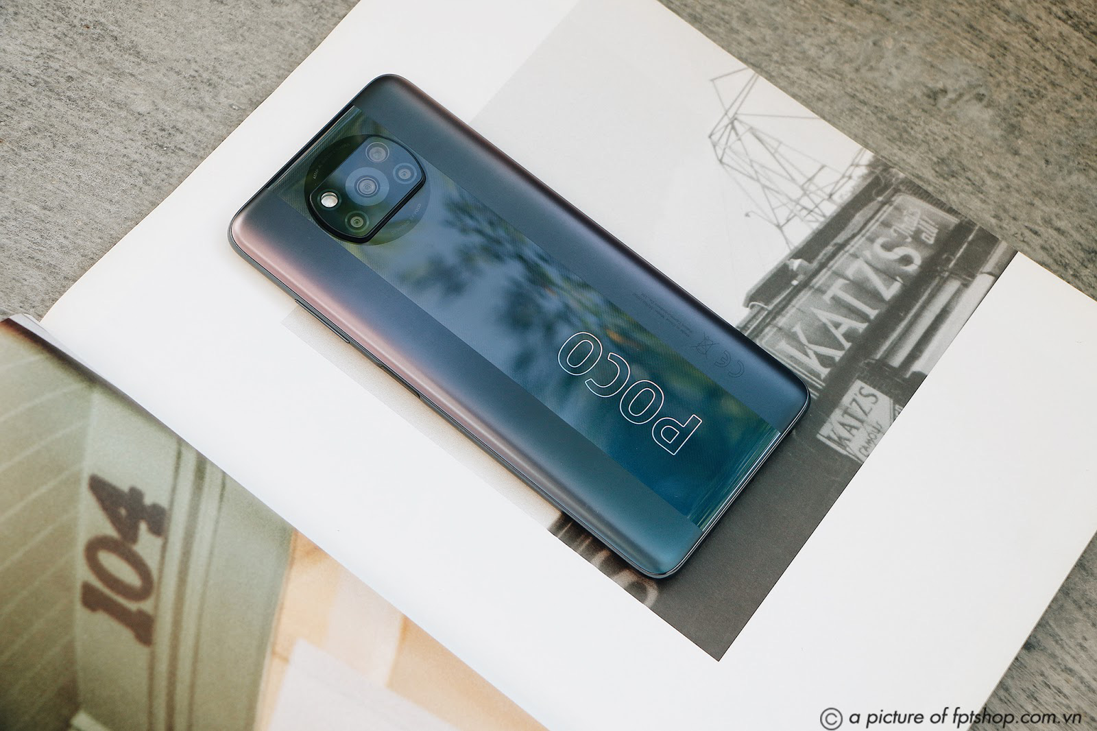 FPT Shop tặng phiếu mua hàng 1 triệu đồng cho khách hàng sở hữu Xiaomi POCO X3 Pro 256GB - Ảnh 3.