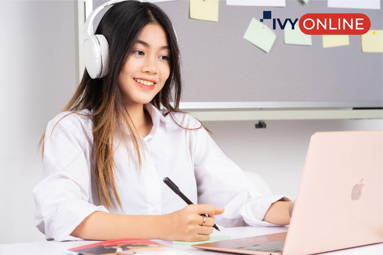 IvyPrep Education ra mắt thương hiệu IvyOnline đào tạo tiếng Anh học thuật và hướng dẫn du học trực tuyến - Ảnh 1.