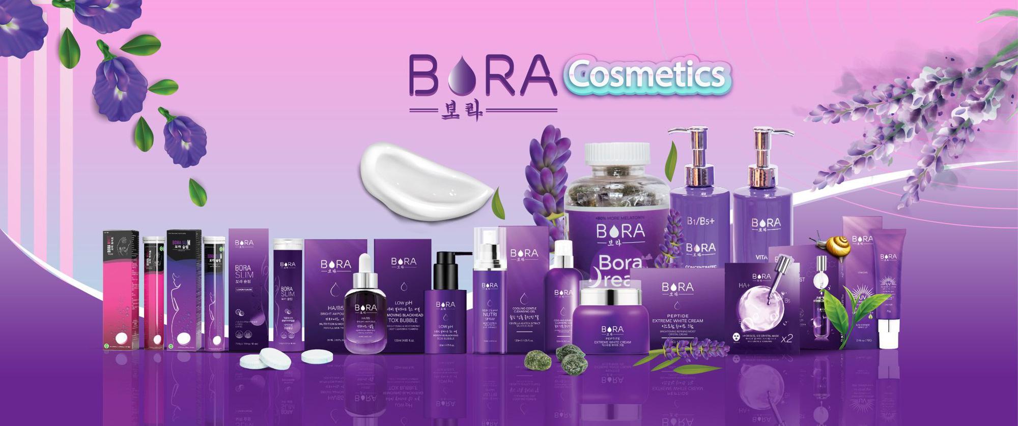Bora Cosmetics - Khẳng định thương hiệu bằng chất lượng và hiệu quả của sản phẩm - Ảnh 1.