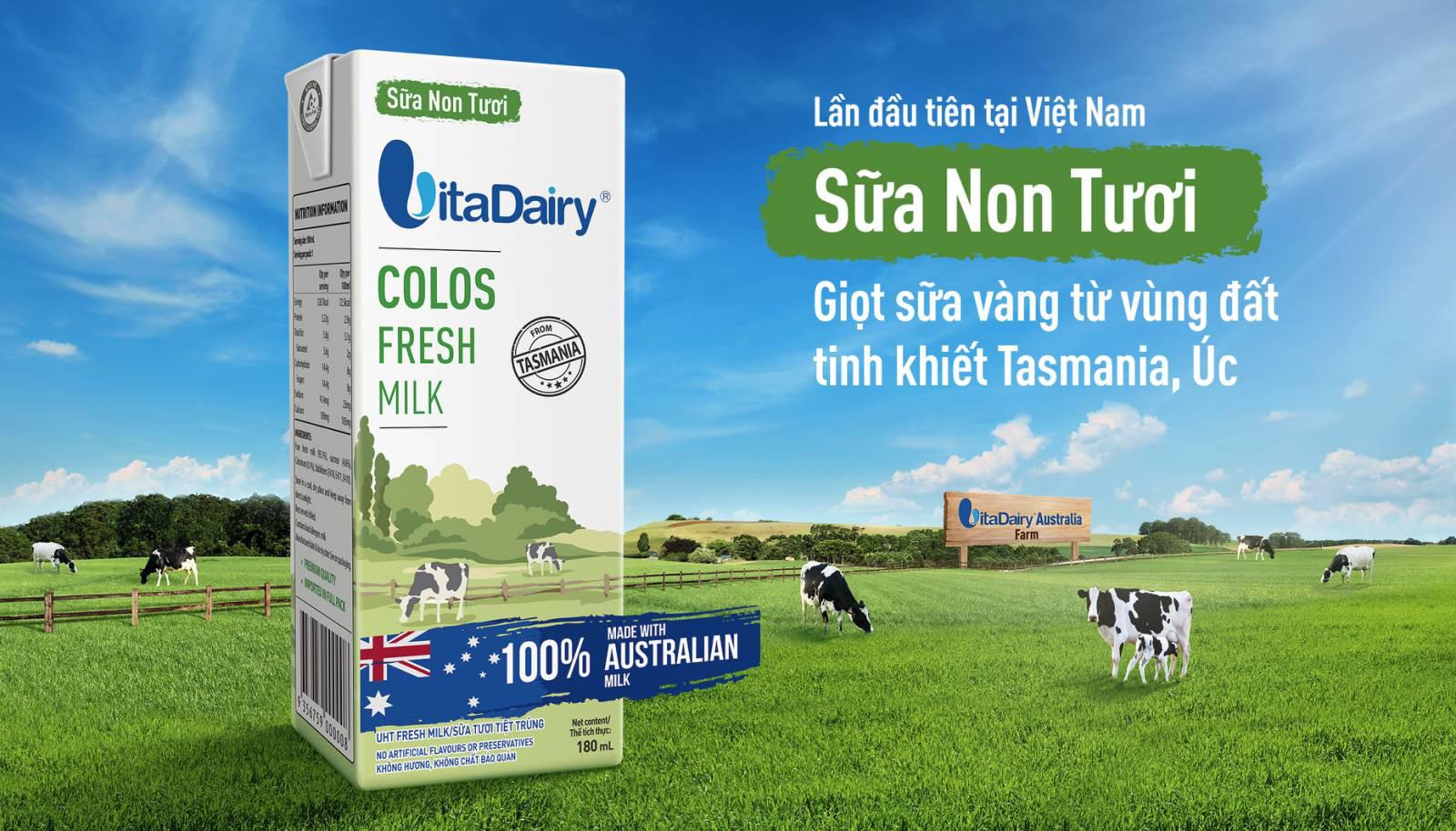Mẹ Việt thông thái thời nay lựa chọn sữa non tươi nhập khẩu 100% Úc - Ảnh 1.