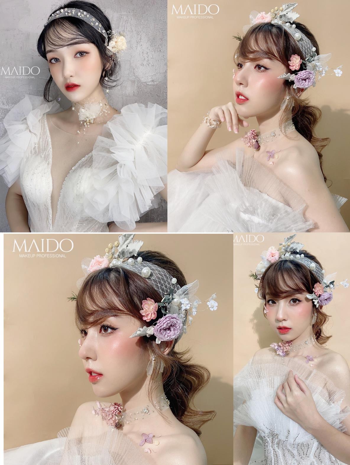 Mai Đỗ Makeup - Địa chỉ vàng mang lại diện mạo xinh đẹp lộng lẫy cho các cô dâu - Ảnh 3.