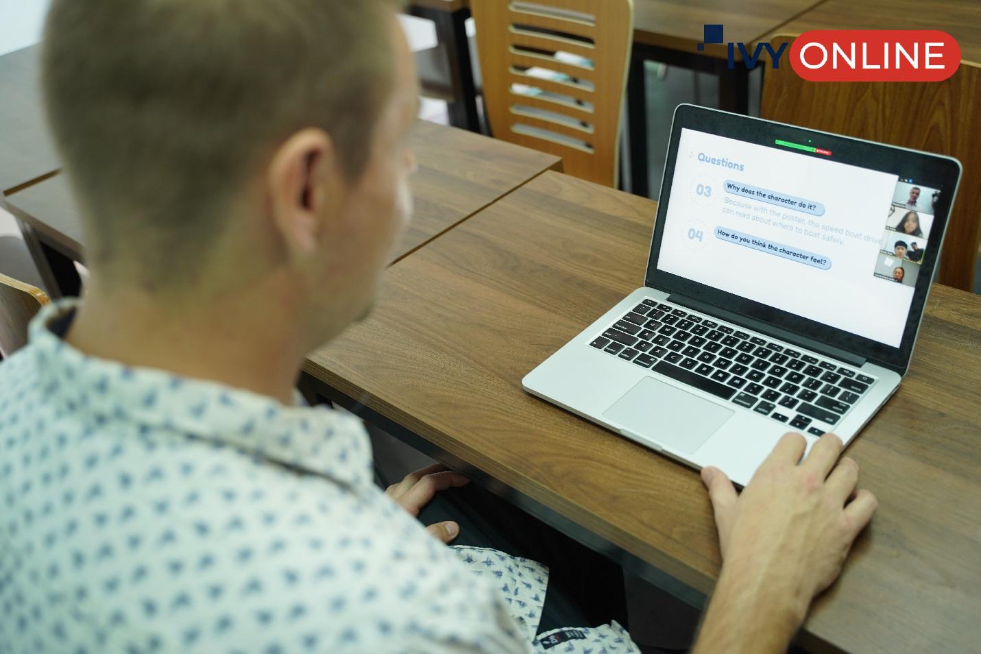 IvyPrep Education ra mắt thương hiệu IvyOnline đào tạo tiếng Anh học thuật và hướng dẫn du học trực tuyến - Ảnh 3.