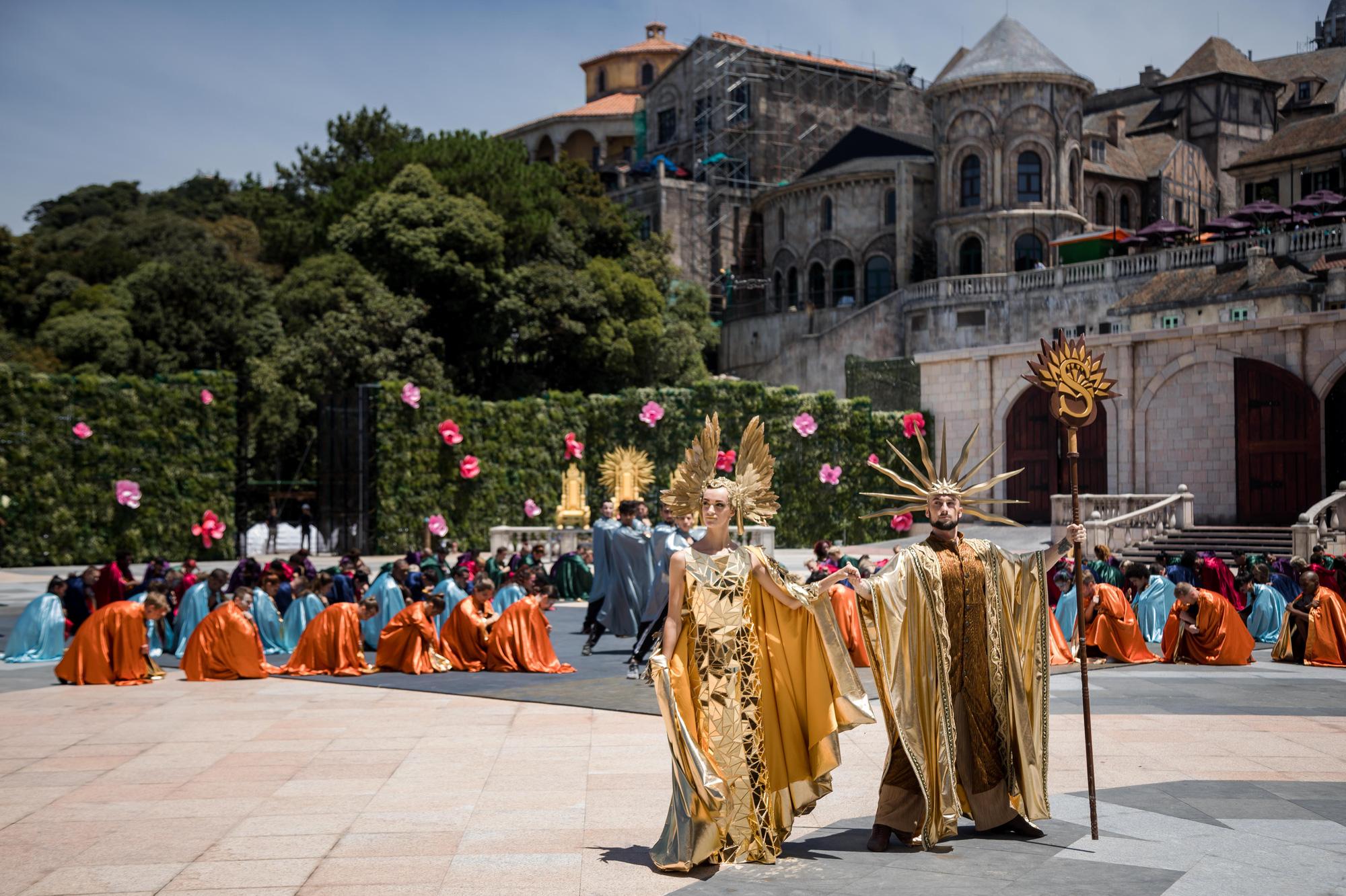 Mục sở thị các công viên giải trí Việt Nam bắt kịp xu hướng thế giới - Ảnh 3.
