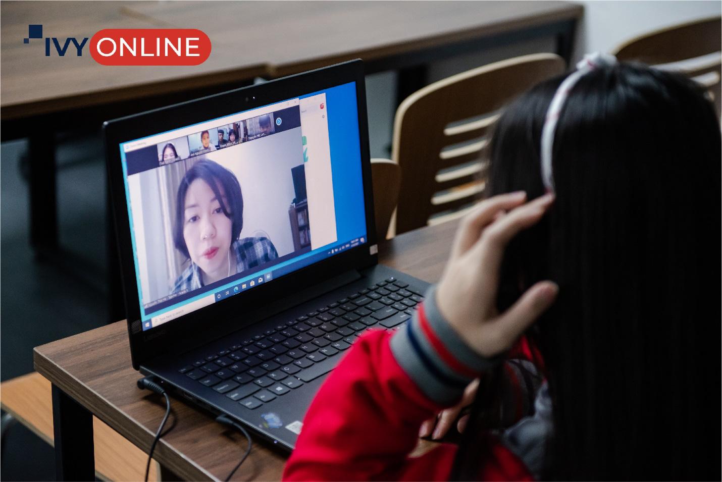 IvyPrep Education ra mắt thương hiệu IvyOnline đào tạo tiếng Anh học thuật và hướng dẫn du học trực tuyến - Ảnh 4.