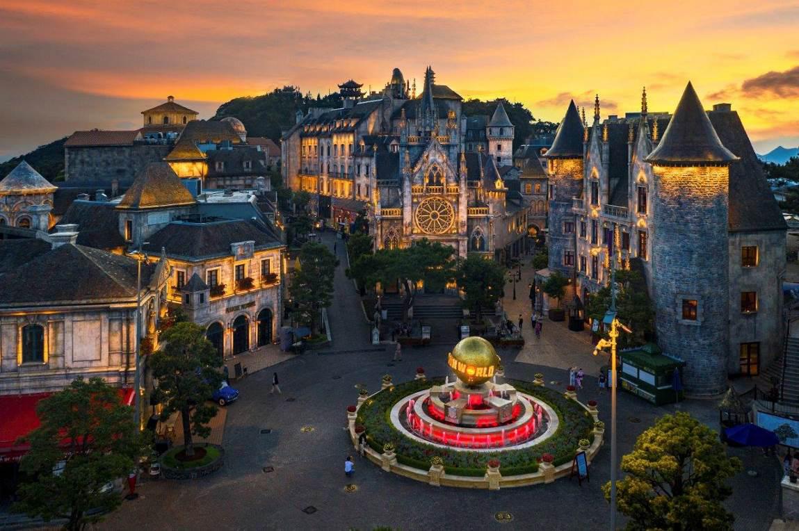 Mục sở thị các công viên giải trí Việt Nam bắt kịp xu hướng thế giới - Ảnh 4.