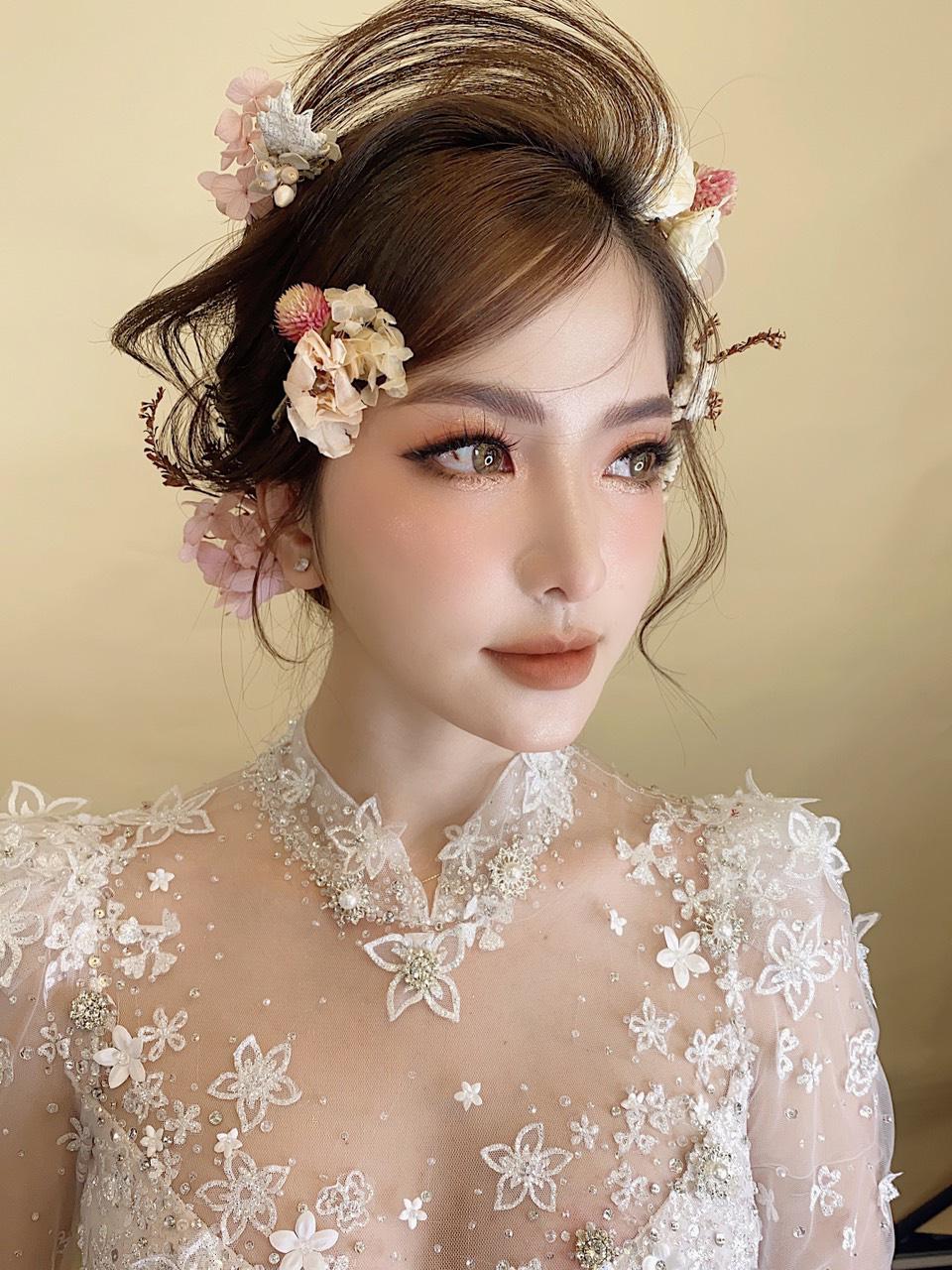 Mai Đỗ Makeup - Địa chỉ vàng mang lại diện mạo xinh đẹp lộng lẫy cho các cô dâu - Ảnh 5.