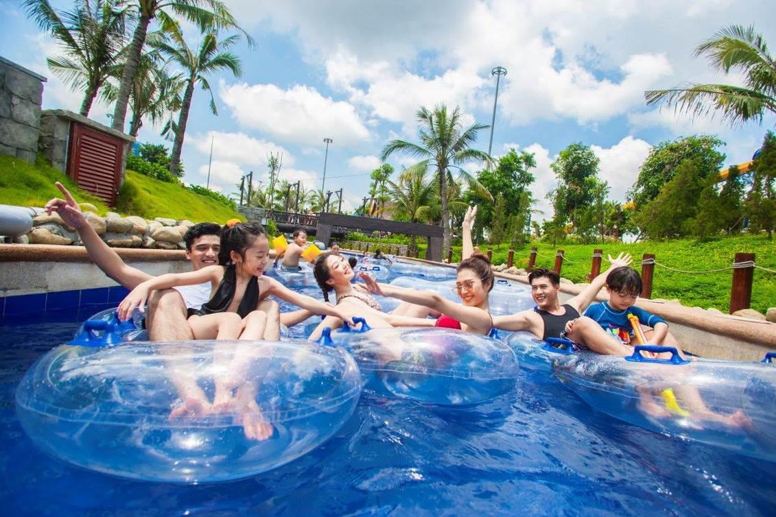 Mục sở thị các công viên giải trí Việt Nam bắt kịp xu hướng thế giới - Ảnh 5.