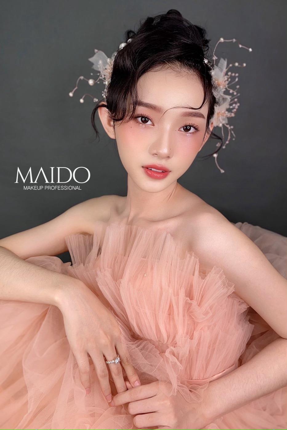 Mai Đỗ Makeup - Địa chỉ vàng mang lại diện mạo xinh đẹp lộng lẫy cho các cô dâu - Ảnh 7.