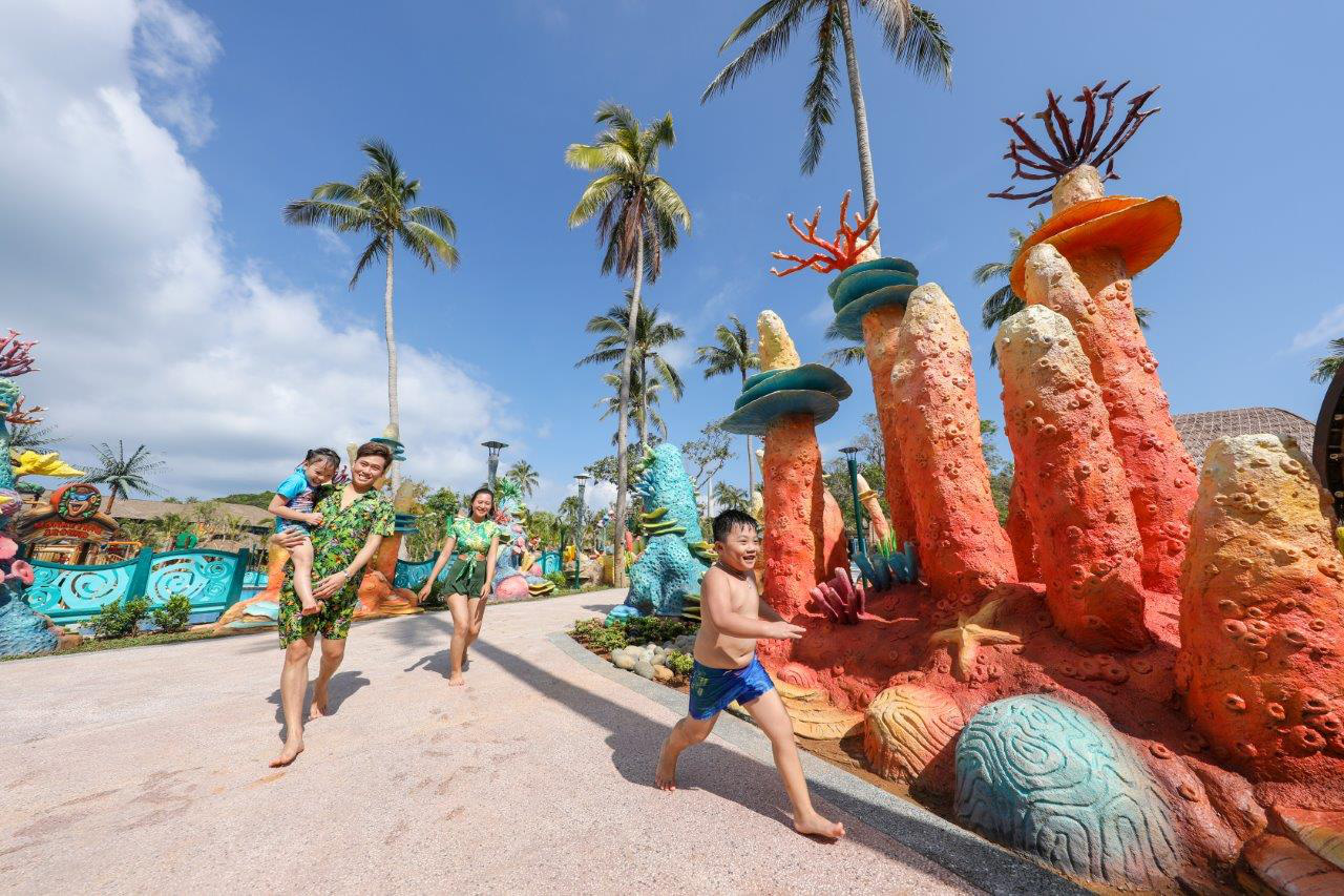 Mục sở thị các công viên giải trí Việt Nam bắt kịp xu hướng thế giới - Ảnh 7.