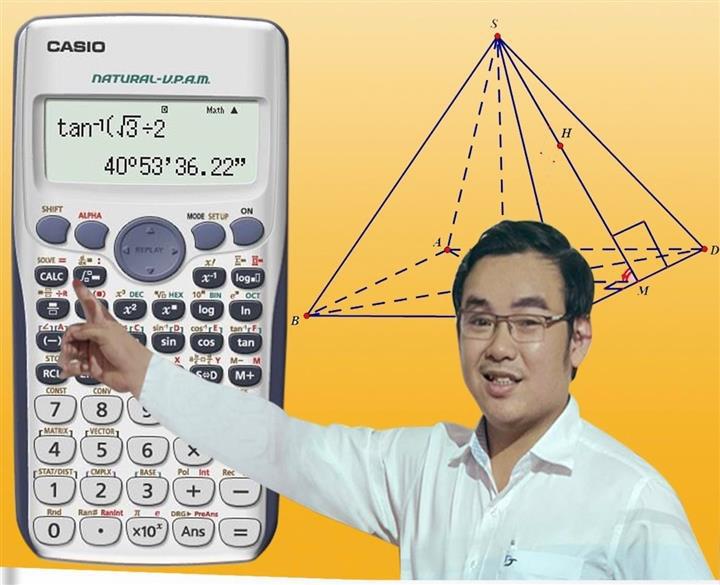 Dạy Toán phương pháp xoắn ốc ở lớp thầy Đặng Hoàng Dư - Ảnh 1.