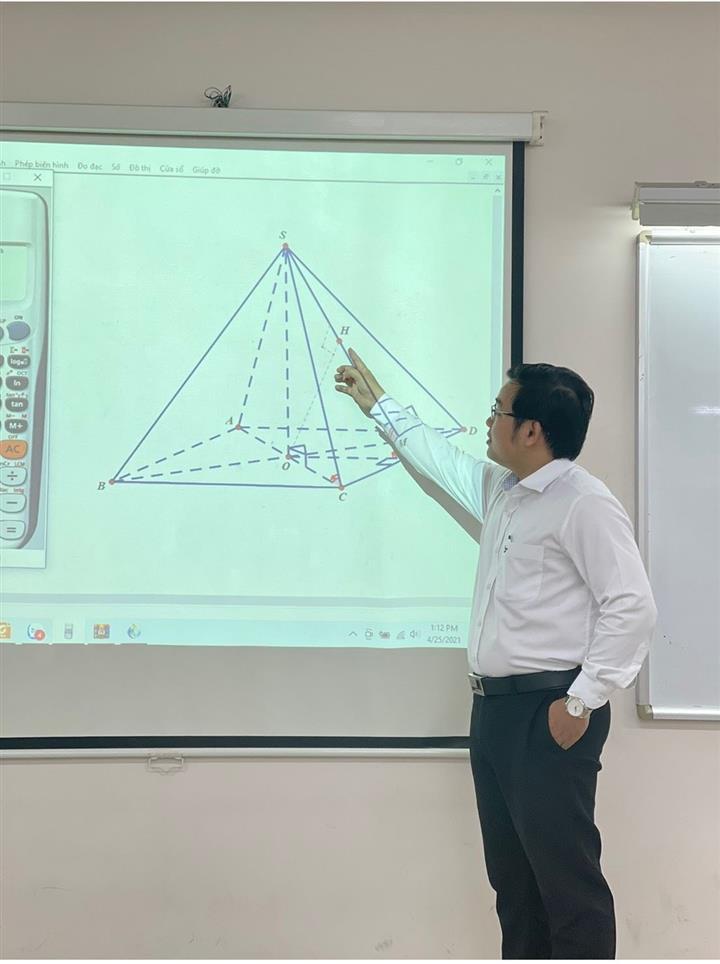 Dạy Toán phương pháp xoắn ốc ở lớp thầy Đặng Hoàng Dư - Ảnh 2.