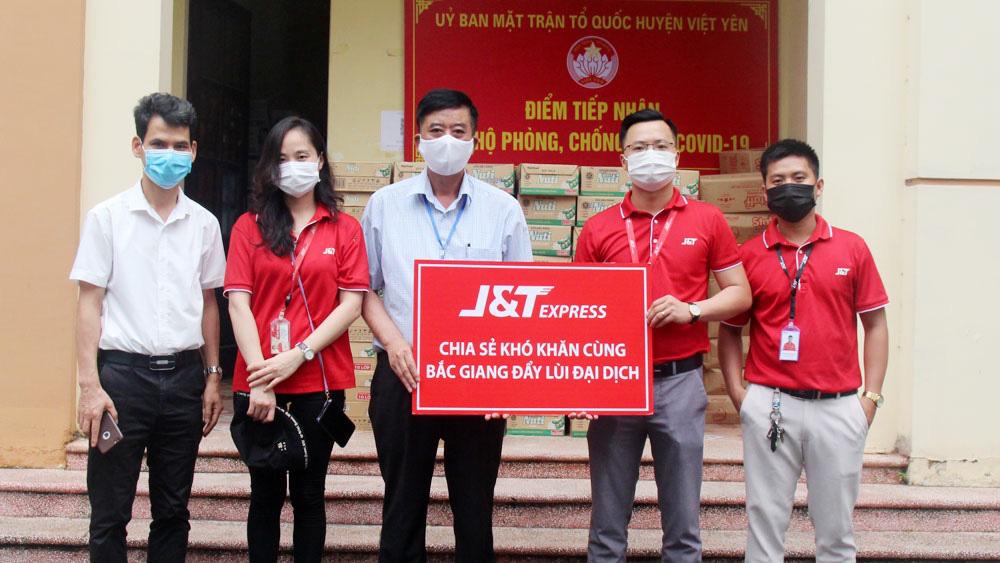 Chuyển phát nhanh J&T Express tiếp sức cùng Việt Nam chống dịch COVID-19 - Ảnh 3.