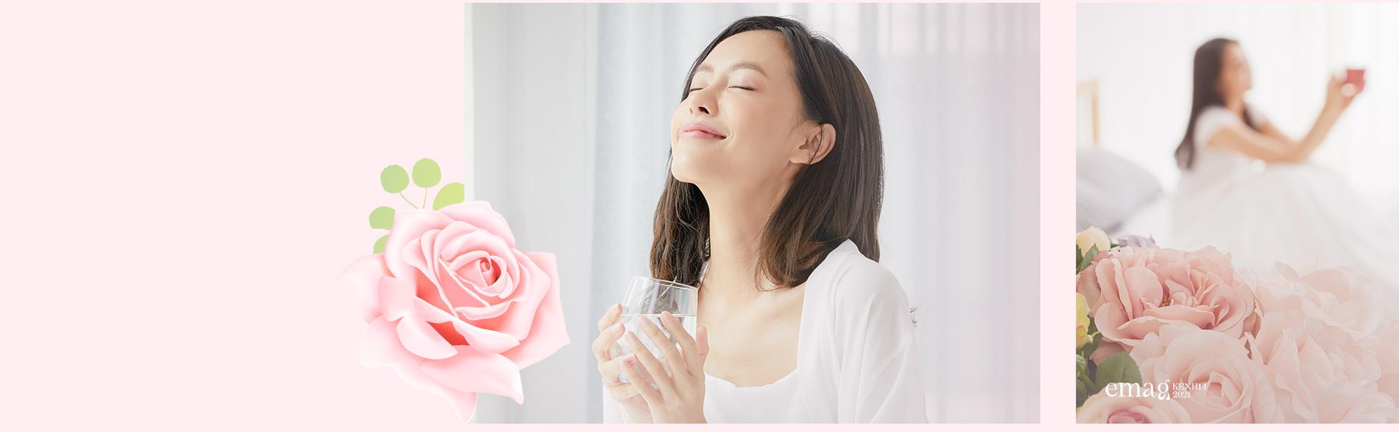 """Chỉ khi """"sống hồng tươi"""", phái nữ mới thực sự đẹp tỏa sáng bên ngoài, vui vẻ từ bên trong, cuồng nhiệt đón nhận mọi vận hội đời mình! - Ảnh 7."""