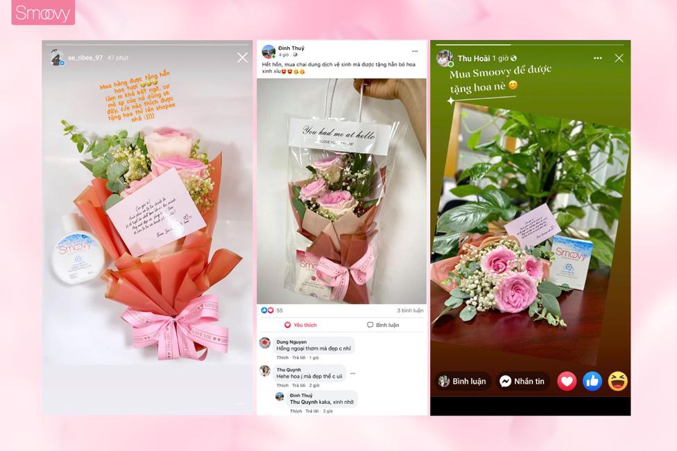 """Không phải 8/3, 14/2 mà Facebook chị em """"rần rần"""" quà và hoa tươi, có gì đặc biệt mà chúng ta bỏ lỡ không? - Ảnh 1."""