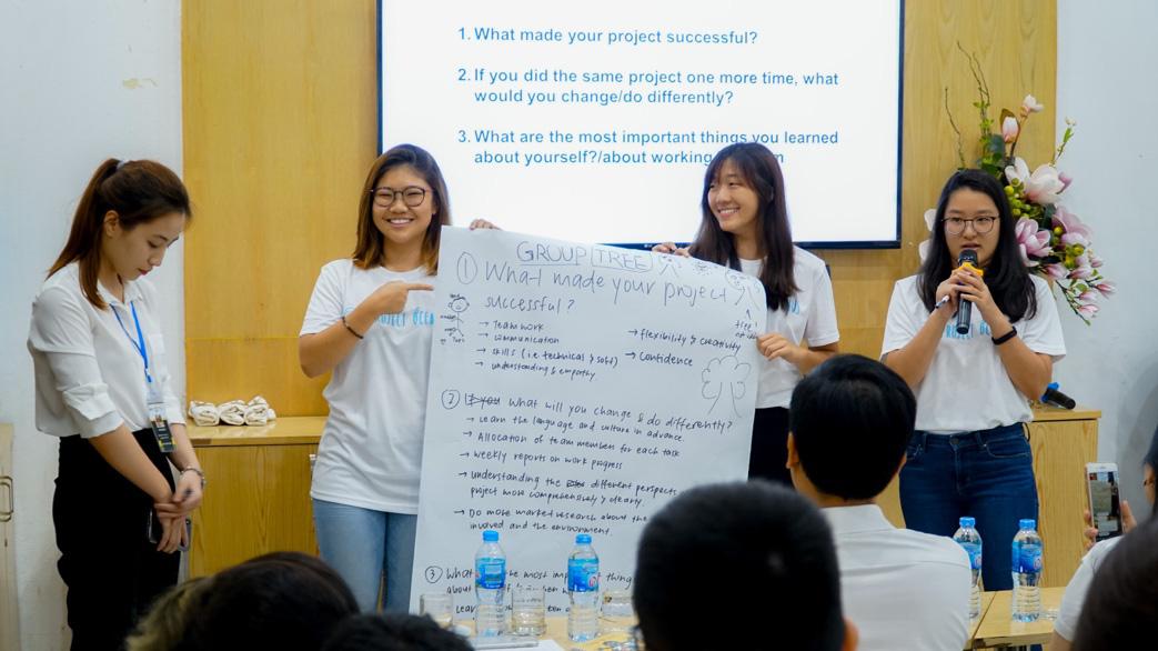 Khoa Quốc tế - ĐHQGHN tặng học bổng tổng giá trị lên tới 7,8 tỷ đồng - Ảnh 2.