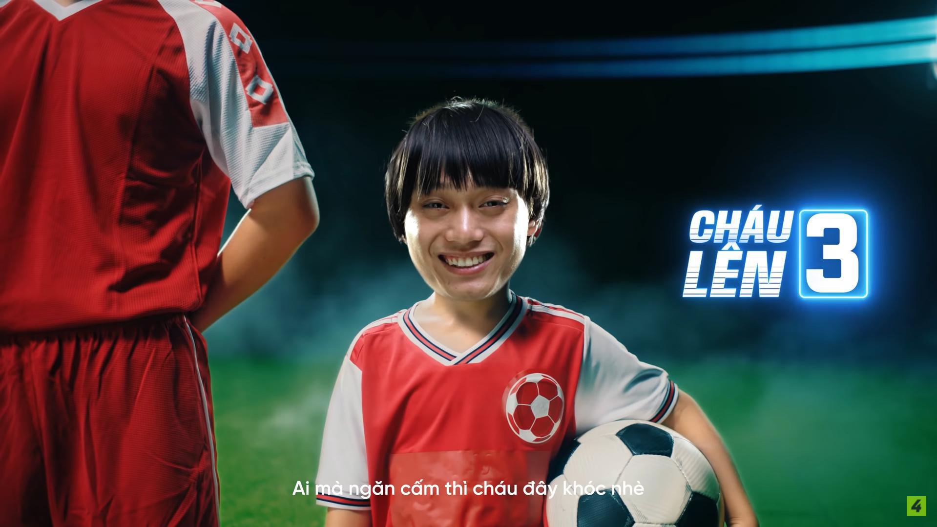 """""""Thánh chế"""" Nhật Anh Trắng mách bạn cách trả lời thật thuyết phục khi bị hỏi Sao lại mê bóng đá?"""" - Ảnh 3."""