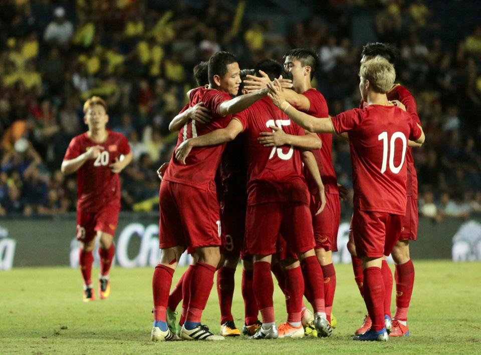 """Chiến binh vàng tạo nên lịch sử - Việt Nam khẳng định tham vọng đến gần hơn """"Giấc mơ World Cup"""" - Ảnh 1."""