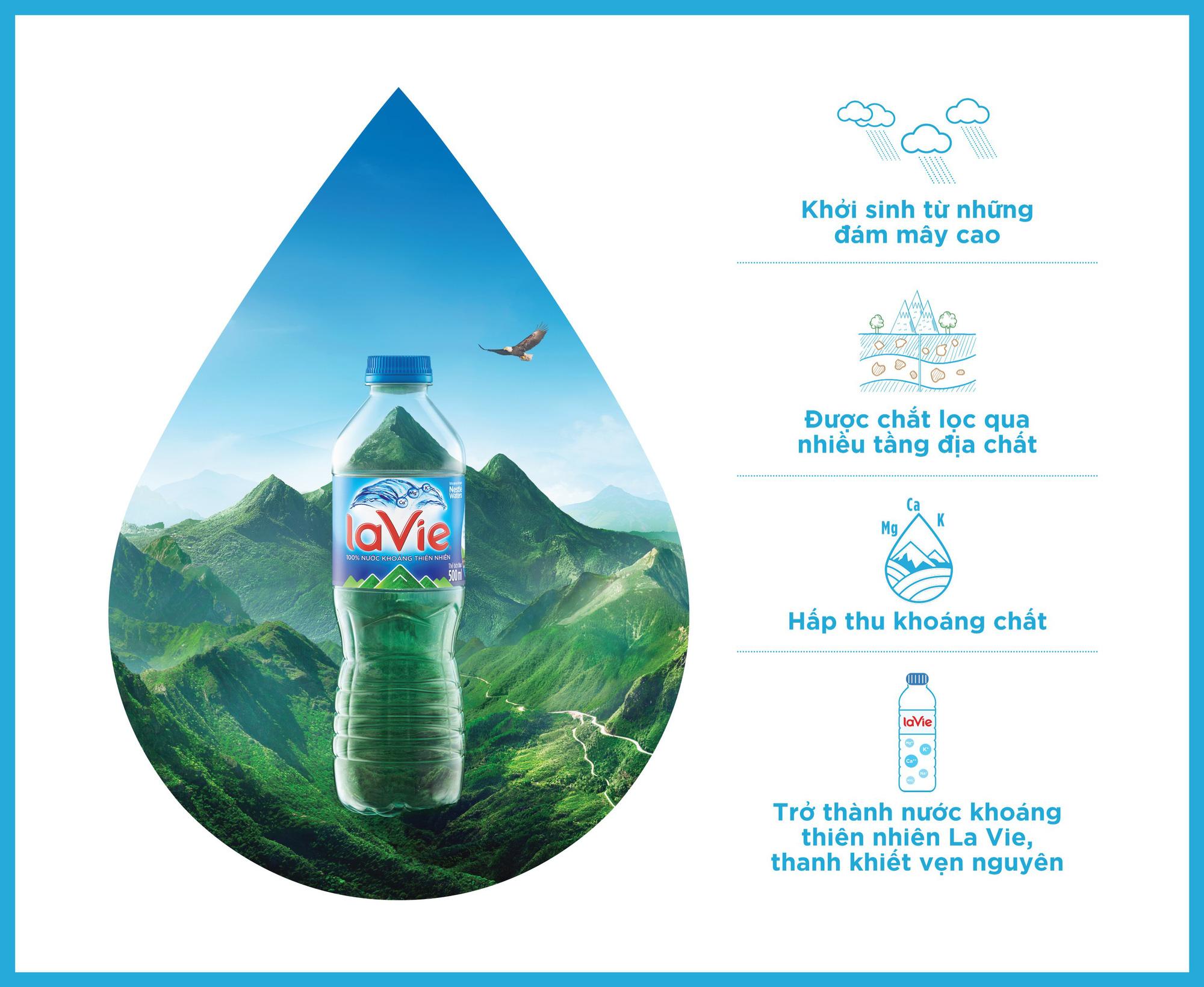 Huyền Trang Bất Hối: Hãy chọn sống khí chất, khác biệt như giọt nước khoáng - Ảnh 2.