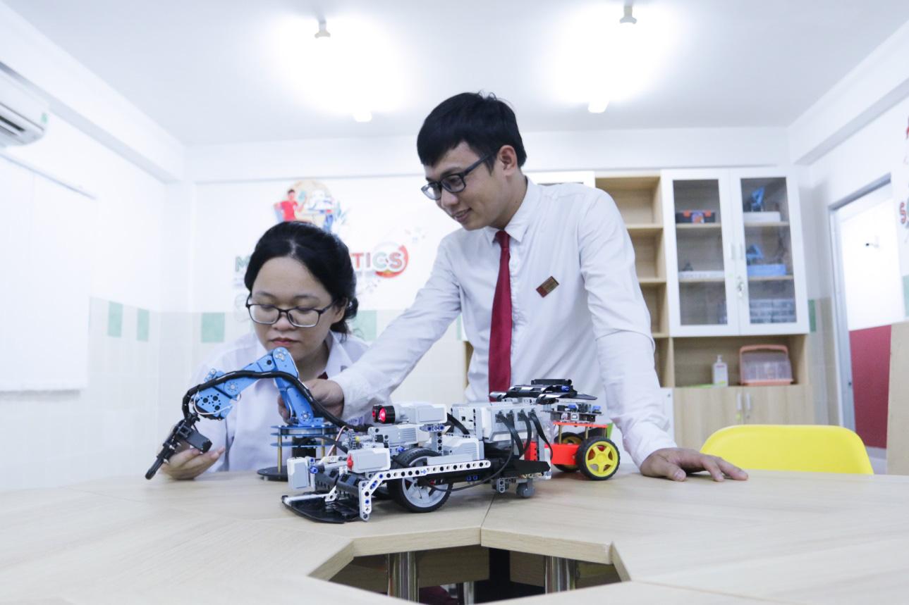 """""""Bí quyết"""" chinh phục IELTS 8.5 của nữ sinh Asian School - Ảnh 1."""