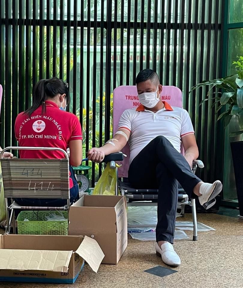 PNJ tổ chức hiến máu nhân đạo, bổ sung nguồn máu dự trữ đang cạn kiệt của TP.HCM - Ảnh 3.