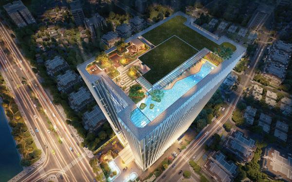 Lancaster Luminaire Hà Nội, tuyệt tác kiến trúc đến từ ánh sáng - Ảnh 2.
