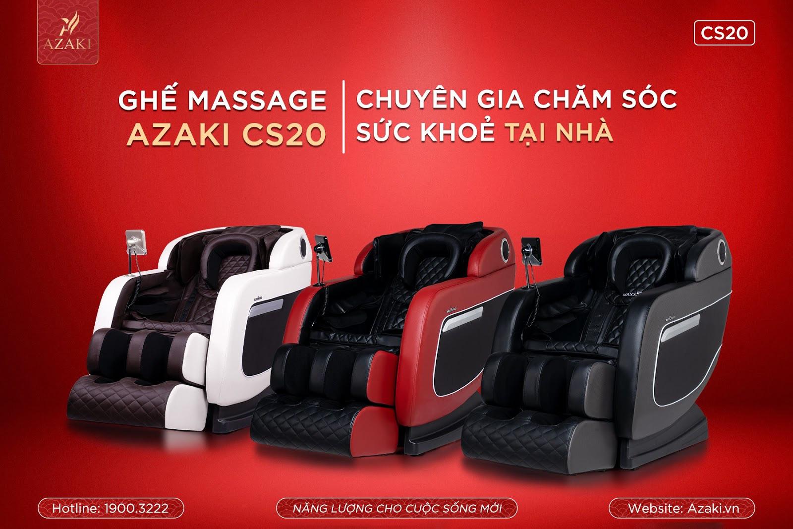 Bí quyết thành công của thương hiệu ghế massage Azaki - Ảnh 2.