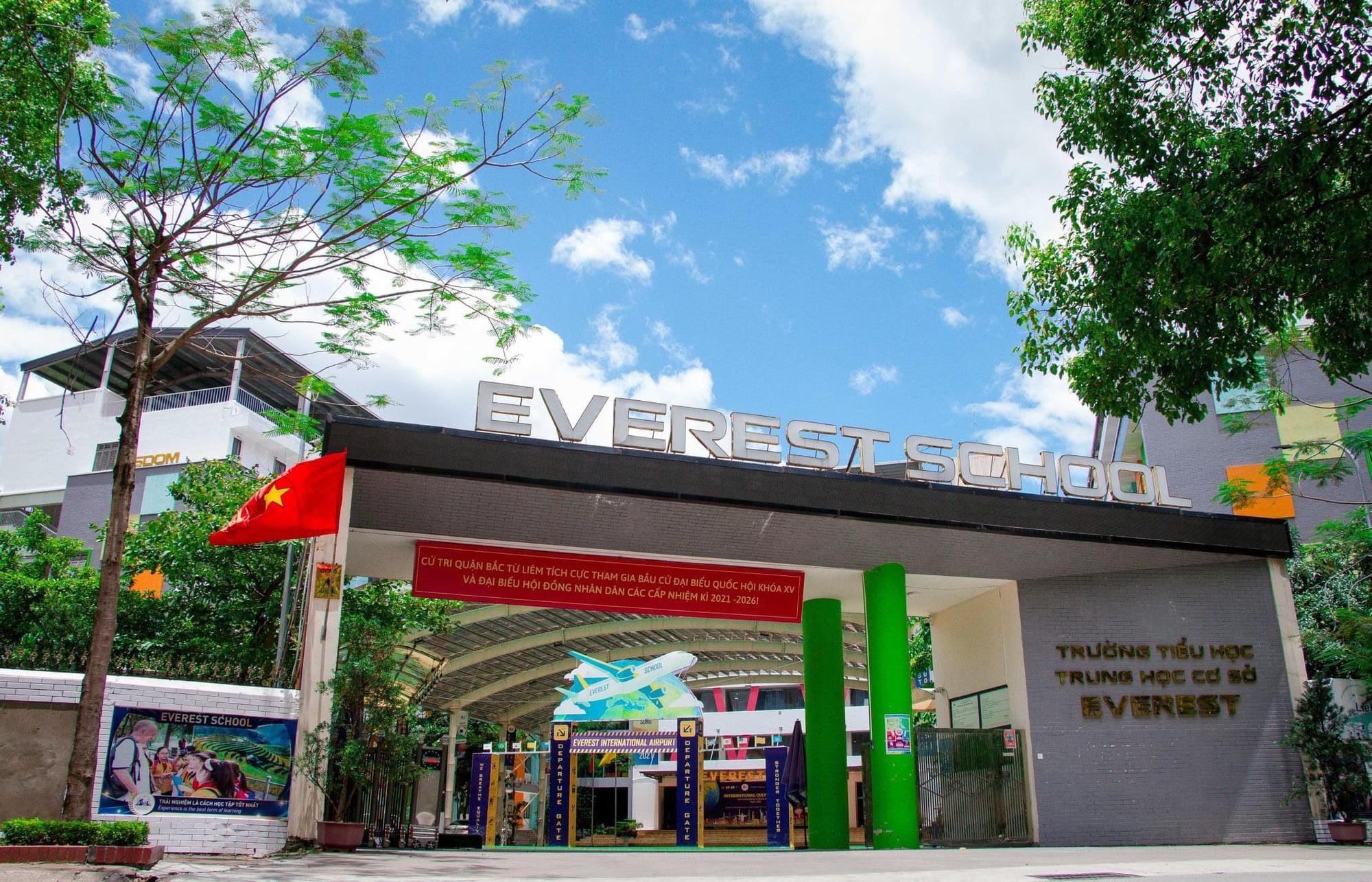 THPT Everest: Học sinh lớp 10 Hà Nội có thêm lựa chọn trường chất lượng cao - Ảnh 1.