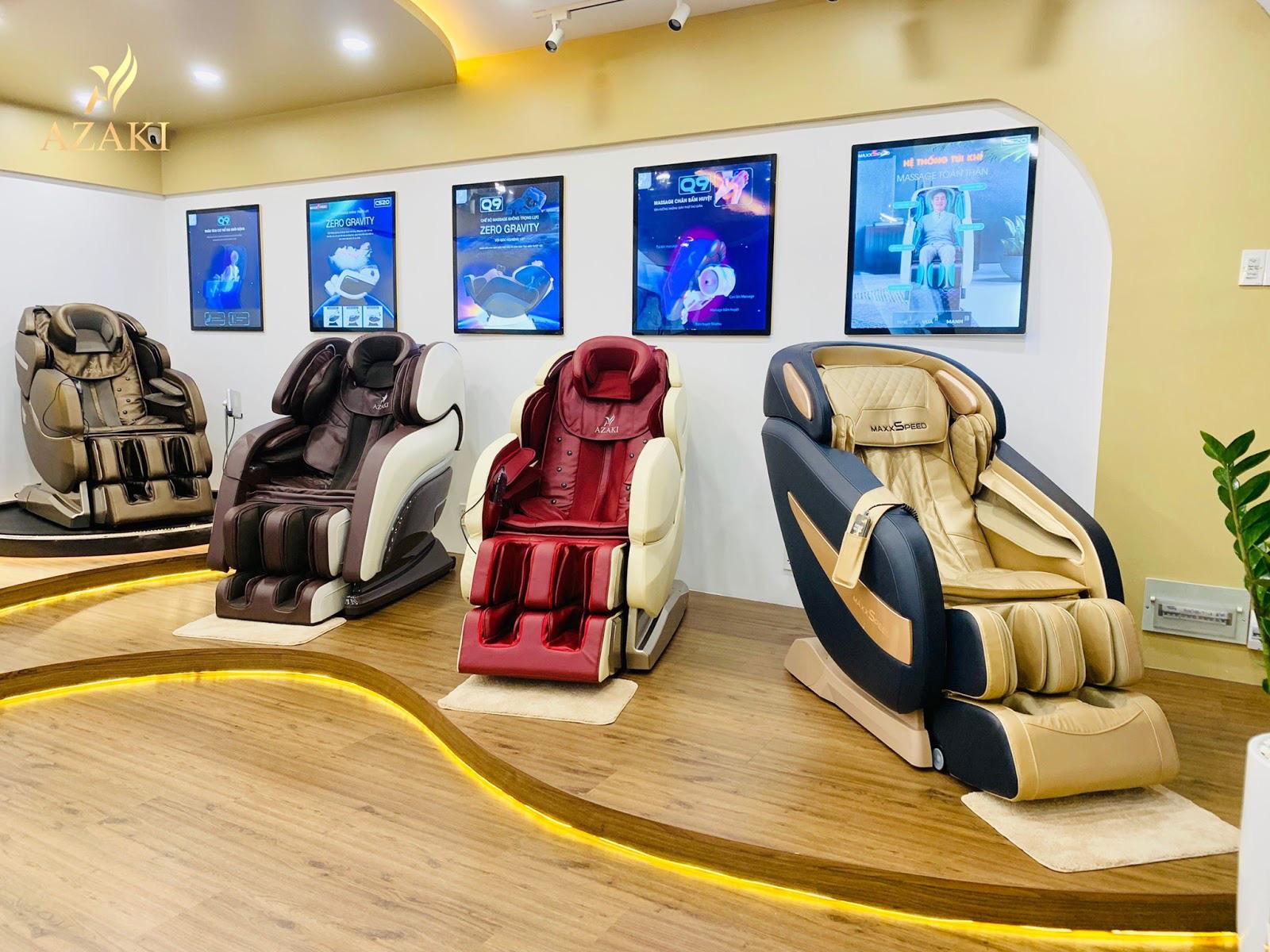 Bí quyết thành công của thương hiệu ghế massage Azaki - Ảnh 3.