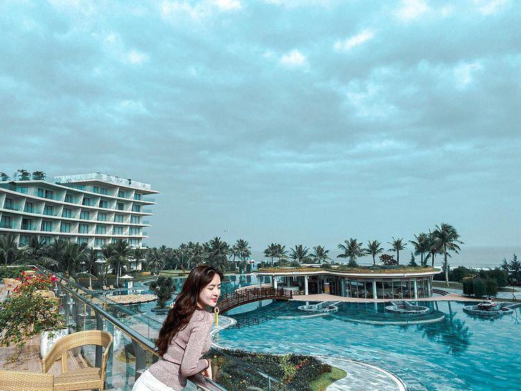 """Ngoài biển, Sầm Sơn còn một """"thiên đường nước"""" với hơn 150 bể bơi để bạn """"chill"""" thỏa sức hè này - Ảnh 2."""