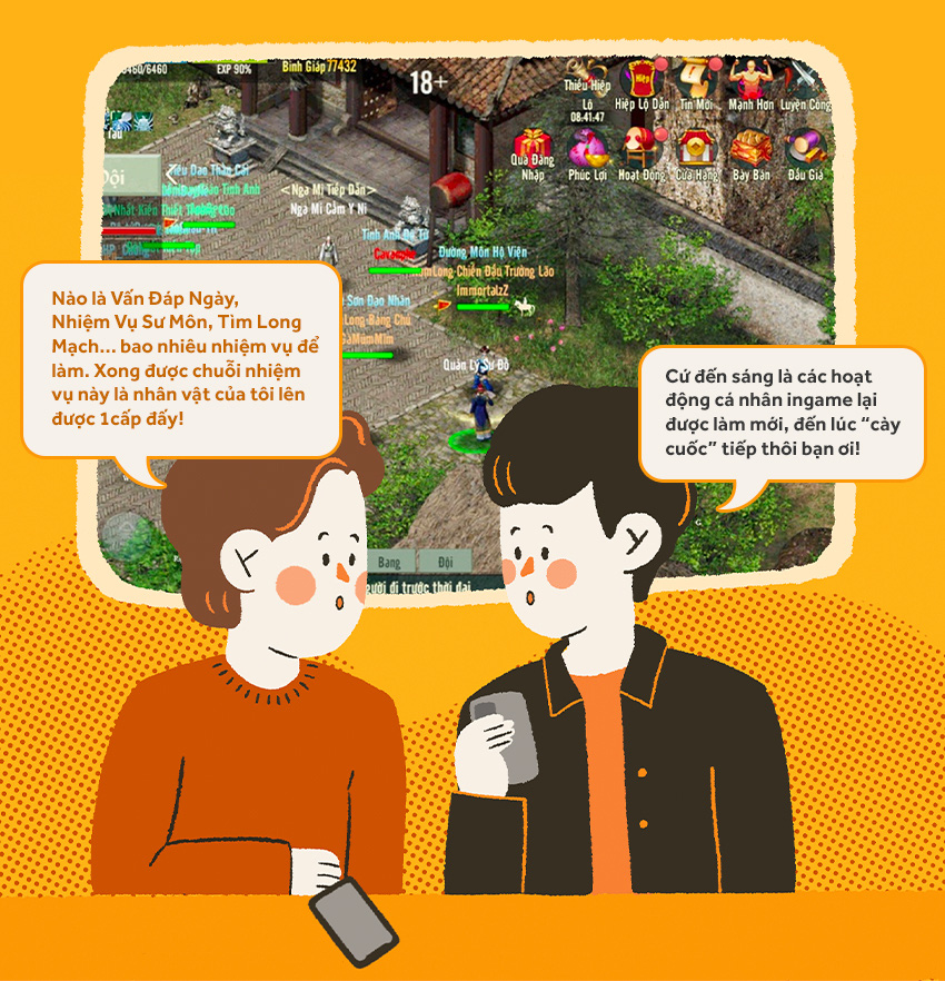 """Thử một ngày trở thành """"đại hiệp"""" xem Võ Lâm Truyền Kỳ 1 Mobile có gì đặc biệt mà """"làm mưa làm gió"""" cộng đồng game thủ đến vậy? - Ảnh 2."""
