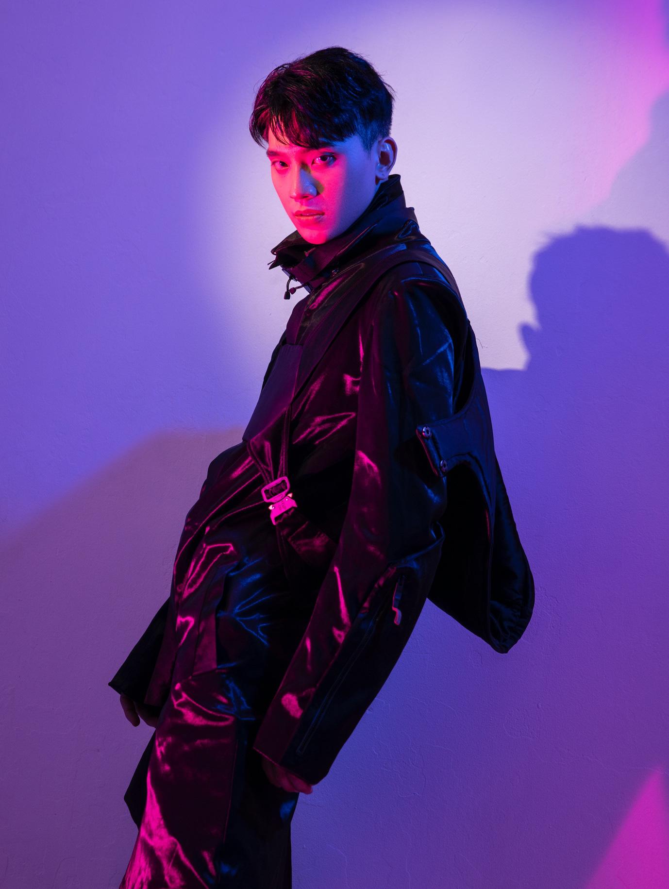 Orange sáng tác ca khúc mới tặng sinh nhật 23 tuổi NEON - Ảnh 1.