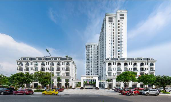 """Quận Long Biên thiếu nguồn cung mới, các dự án """"nhà ở ngay"""" lên ngôi - Ảnh 2."""