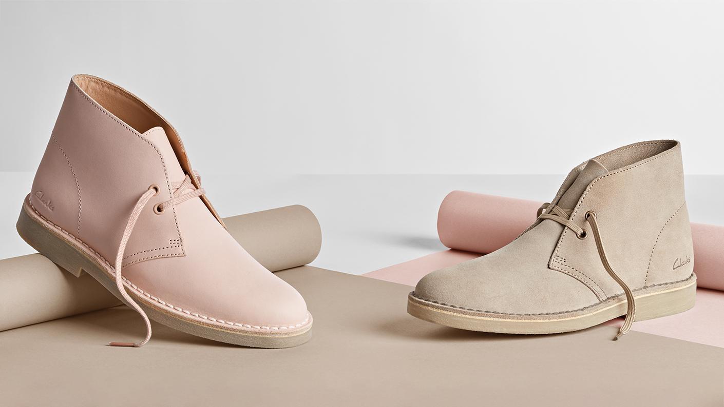 Anh Tú, Khánh Vy đồng hành cùng Desert Boot - đôi giày không tuổi của thương hiệu Clarks - Ảnh 8.